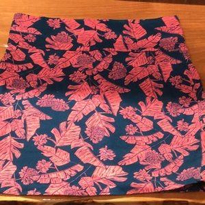 3 Print mini skirts Medium